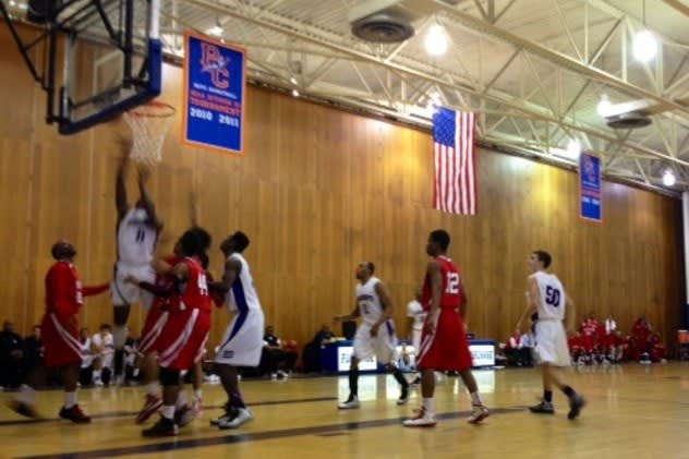 The New Rochelle-Mount Vernon boys basketball game has been postponed to Jan. 28 amid security concerns.