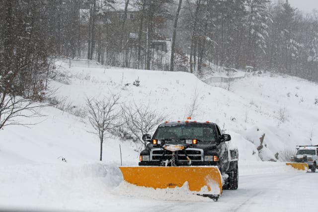 All of Fairfield's snowplows will be working to keep 275 miles of road clear for drivers during and after the storm.