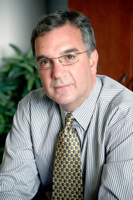 Dr. Stuart Marcus of Easton will be the new CEO and president of St. Vincent's Health Services in Bridgeport.