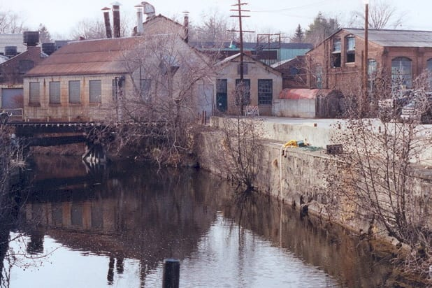 The Georgetown Wire Mill in Redding is receiving $2 million in state funds to go towards its redevelopment.
