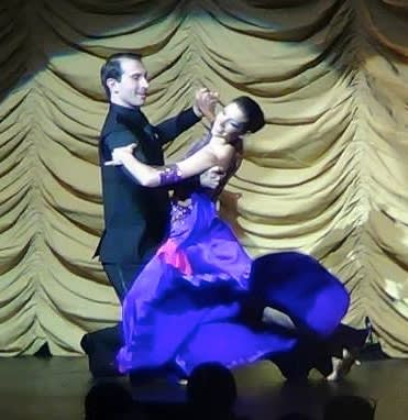 The Arthur Murray Dance Studio of Danbury won the prestigious Spirit Award.
