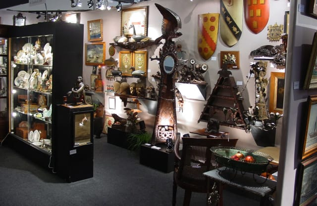 Armonk's Brynwood Golf and Country Club will be the new setting for Barn Star Productions' Armonk Antiques Show running Feb. 28 to Mar. 2.