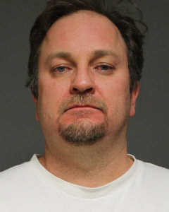 Fairfield officers took Sean Massey, 41,  into custody and charged him with disorderly conduct and interfering with emergency calls.
