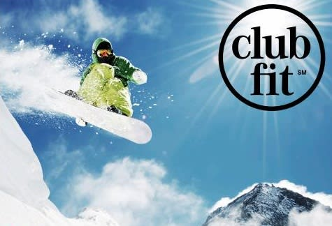 Participate in Club Fit's winter fit contest on Instagram to win free prizes beginning on Saturday, Feb. 1 until Saturday, March 1.