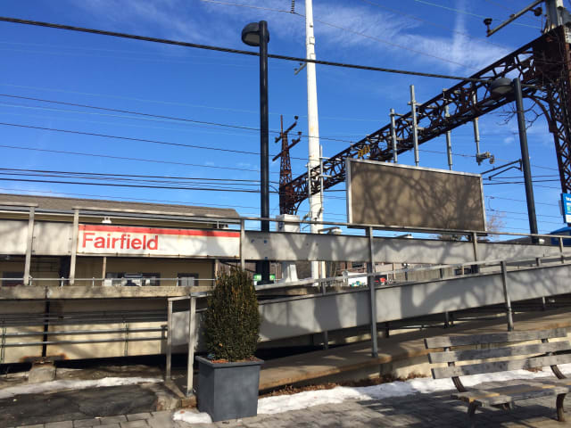 Fairfield police assisted the Metropolitan Transportation Authority police in the capture of a man accused of sexual assault on a Metro-North train Tuesday morning.