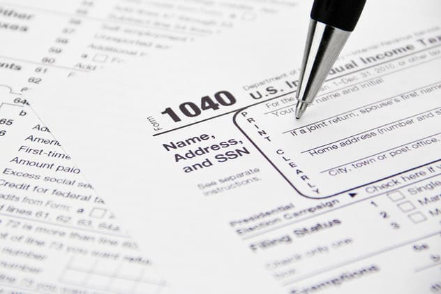 Westchester residents should be wary of identity theft when filling their taxes.