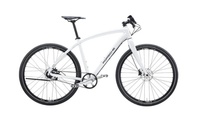 """Support White Plains Hospital and win a Porsche Bike S by purchasing tickets to """"Live Life In Gear"""" event at Porsche of Larchmont on Thursday, Feb. 27."""