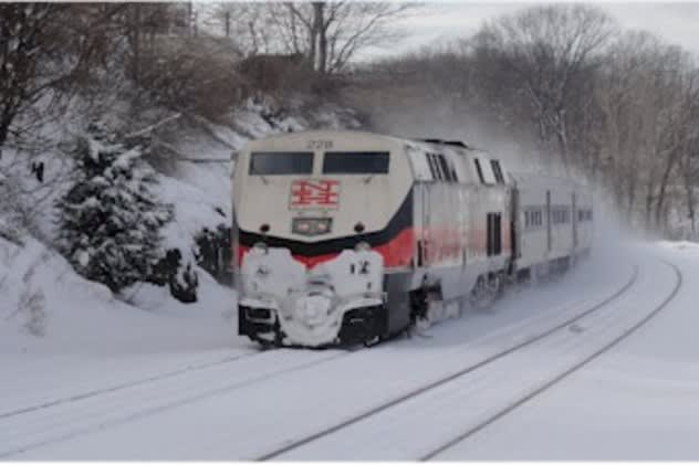 Metro-North will combine some trains on Wednesday morning because of the anticipated winter storm Wednesday.