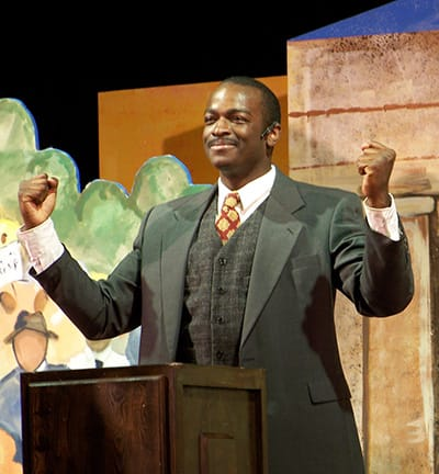 "The Ridgefield Playhouse is set to present ""I Have a Dream"" on Thursday, Feb. 13."