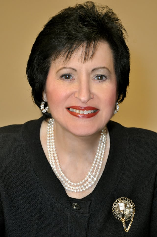 Harriet R. Feldman, Pace University dean and professor.