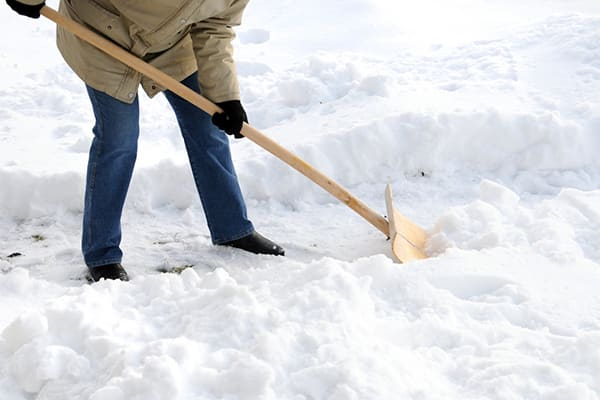 Follow Dr. Larsen's tips to stay safe in snow and ice throughout the winter.