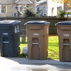 The garbage schedule will remain normal in Norwalk for President's Day.