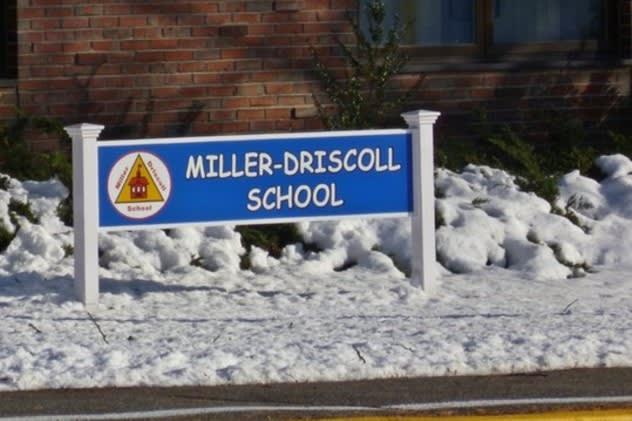 Radon Re-testing at Miller Driscoll School will begin Wednesday, Feb. 19.