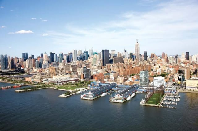 Lenox Hill Hospital and Chelsea Piers Sports & Entertainment Complex announced a new three-year marketing partnership on Thursday.