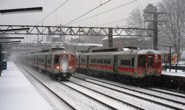 Metro-North trains will be on a Saturday schedule for Friday as storm cleanup continues.