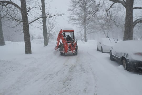 Westchester residents can expect more snow this winter, meteorologists say.