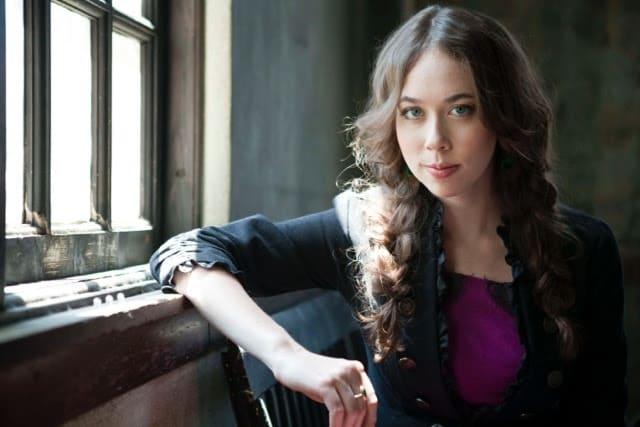 Grammy-nominated singer Sarah Jarosz