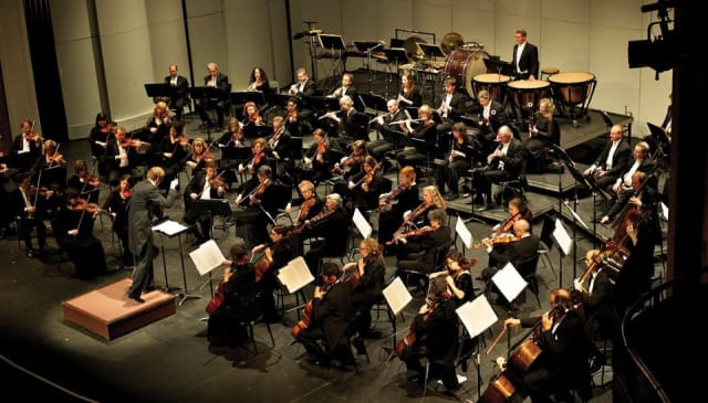 The Stamford Symphony will perform the symphonic poem of Rimsky-Korsakov's 'Scheherazade' based on 'The Tales of the Arabian Nights' on March 1 and 2.