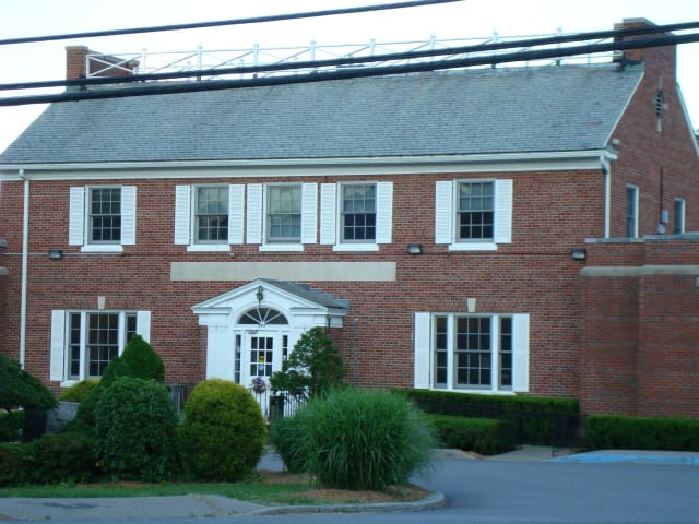 Residents attended a meeting at Yorktown Town Hall to voice concerns over a proposed sober living home.
