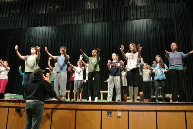"Briarcliff High School is attempting to break the mold with the production of its new musical, ""The Hired Man."""