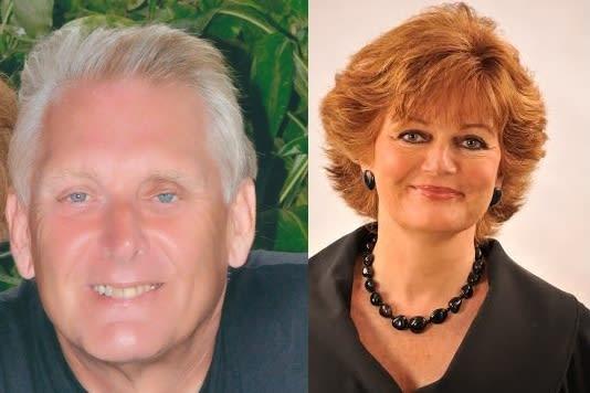 Jon and Karen Bradbury