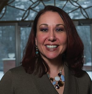 Katonah's Laura DeVeau has been named Vice President of the Division of Student Affairs at Mount Ida College.