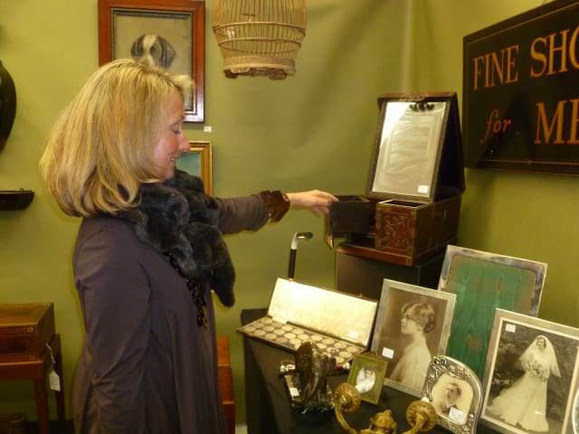 Thirty hand-picked dealers from across New England will be at the Darien Antiques Show.