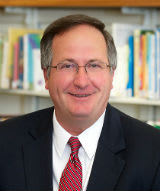 """Greg Caggainello will be the honoree of the Ferguson Library's """"A Novel Affair"""" event in April in Stamford."""
