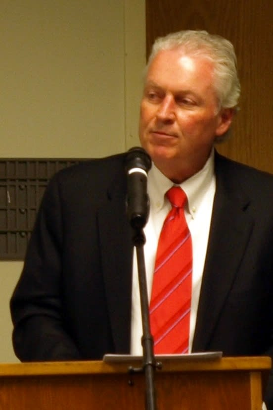 Fairfield First Selectman Mike Tetreau is proposed a town budget for the 2014-15 fiscal year of $286.7 million.