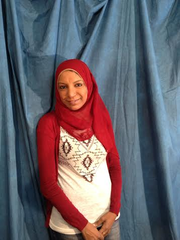 Egyptian Fulbright Teaching Assistant Hagar Saddiek has been teaching and studying at Mercy College this year.