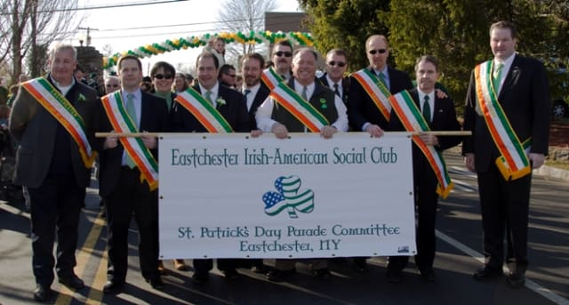 The Eastchester Irish American Social Club is starting a virtual fund-raising journal to raise money for the 10th Anniversary St. Patrick's Day Parade and Festival on March 16.