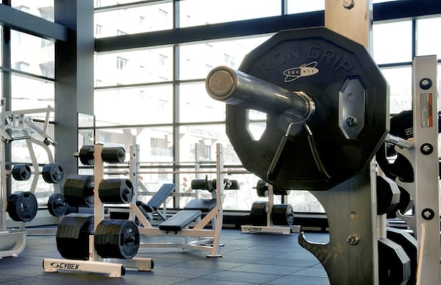 Equinox Fitness Clubs purchased THE GYM of Armonk last week.