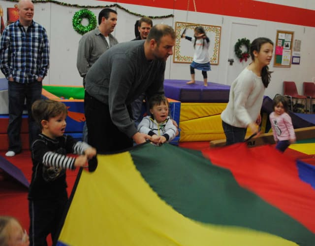 The New Canaan YMCA will host a World Down Syndrome Day event.