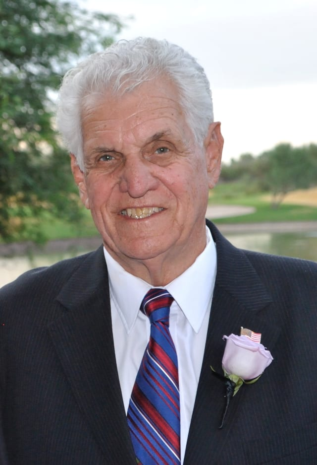 Al Donahue is running for mayor of Buchanan.