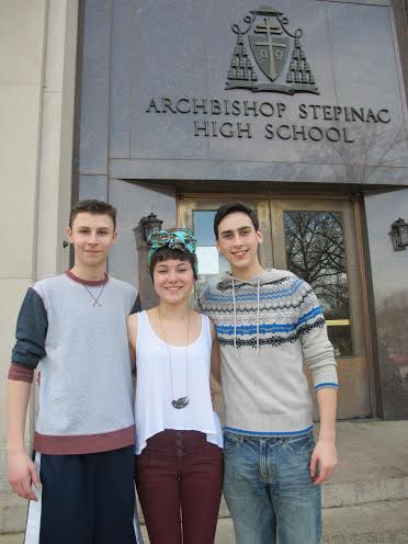 Stepinac High School will host its production of Mary Poppins beginning in May.