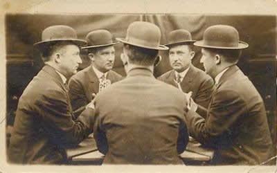 The Bedford Historical Society will host a gentlemen's poker night.