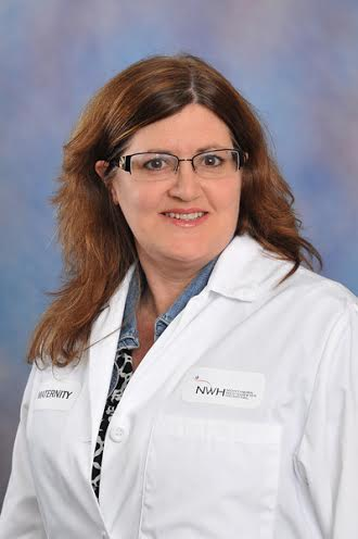 Kim McKechnie RN, IBCLC, Lactation Coordinator at Northern Westchester Hospital