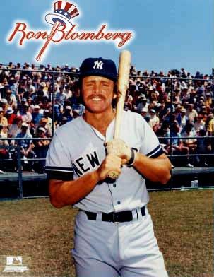 Former New York Yankee Ron Blomberg