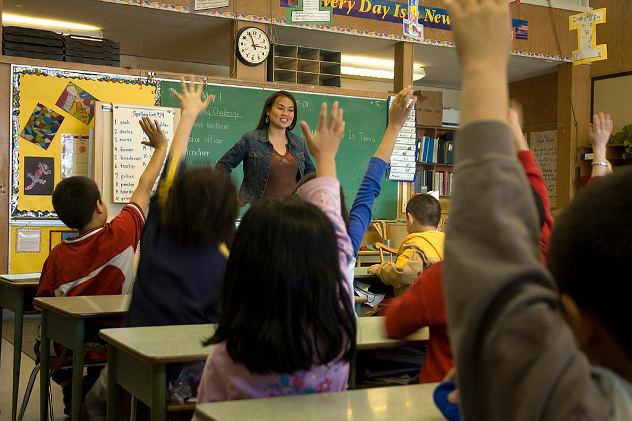 Schools across Connecticut and 44 other states are in their first year using the Common Core, a new math and science curriculum.
