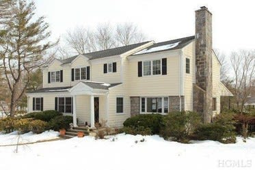 This house at 151 Old Post Road in Rye is open for viewing on Sunday.