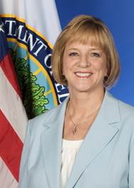 Deborah S. Delisle, assistant secretary for elementary and secondary education at the Department of Education.