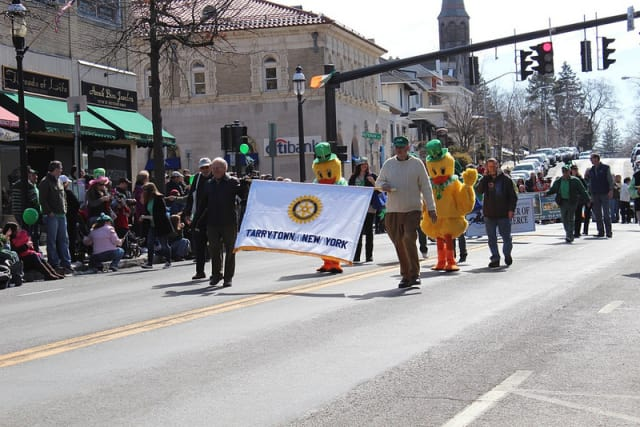 The annual Tarrytown/Sleepy Hollow Parade is set for 1:30 start Sunday, March 16.