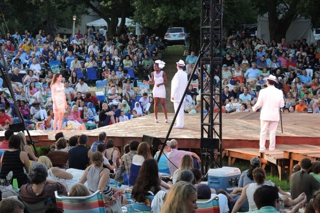 """Shakespeare on the Sound plans to put """"The Two Gentlemen of Verona"""" on the stage this summer at Norwalk's Pinkney Park."""