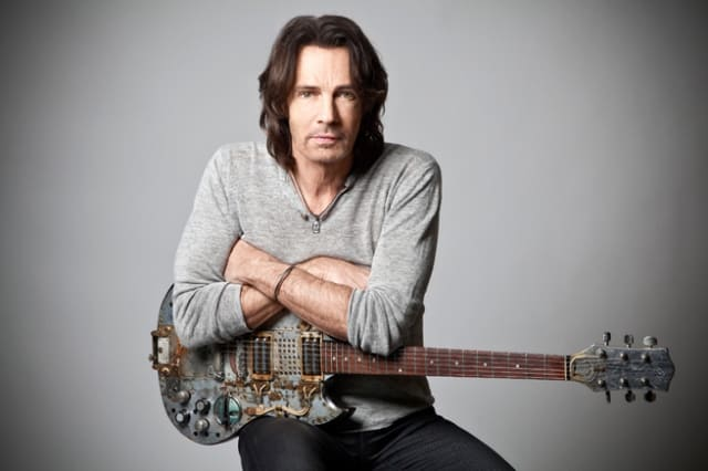 Rick Springfield will play an acoustic set on Thursday, March 27 at The Ridgefield Playhouse.