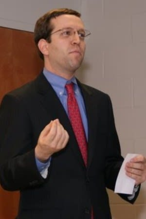 Assemblyman David Buchwald (D-Westchester) is looking for more transparency in state government.