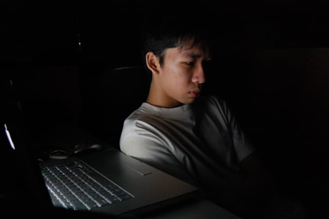 Signs that a child may be the victim of cyberbullying mimic those of traditional bullying.