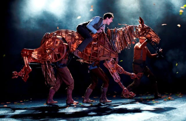 "A live HD broadcast of ""War Horse"" will be screened at the Ridgefield Playhouse on Tuesday, March 25."