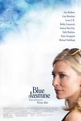 """The Briarcliff Library will screen Woody Allen's """"Blue Jasmine"""" on Friday, March 28."""