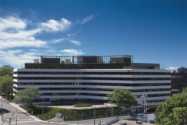 Accounting firm O'Connor Davies will move offices into 3001 Stamford Square.