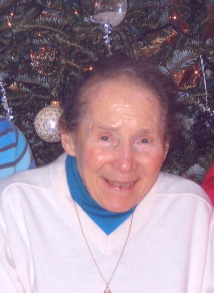 Mary Elizabeth Long